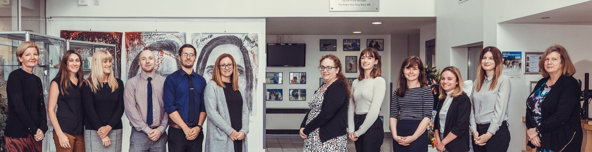 Meet the team at Gosforth Academy Sixth Form